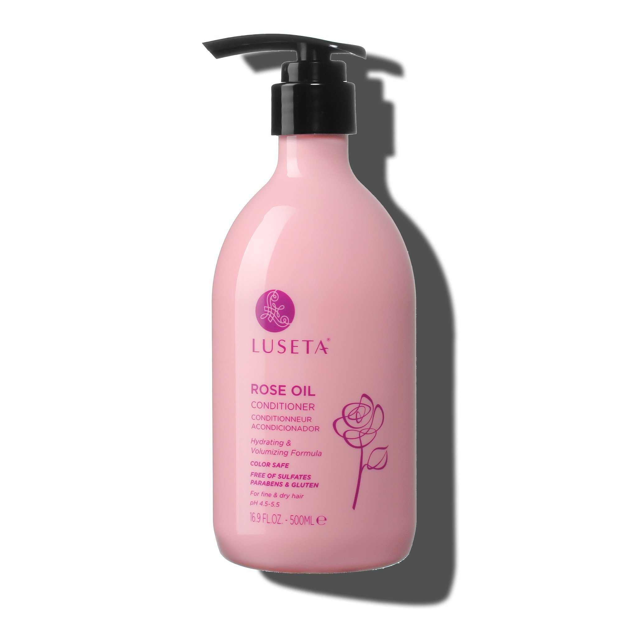 --Rose Oil Conditioner - Luseta Beauty--