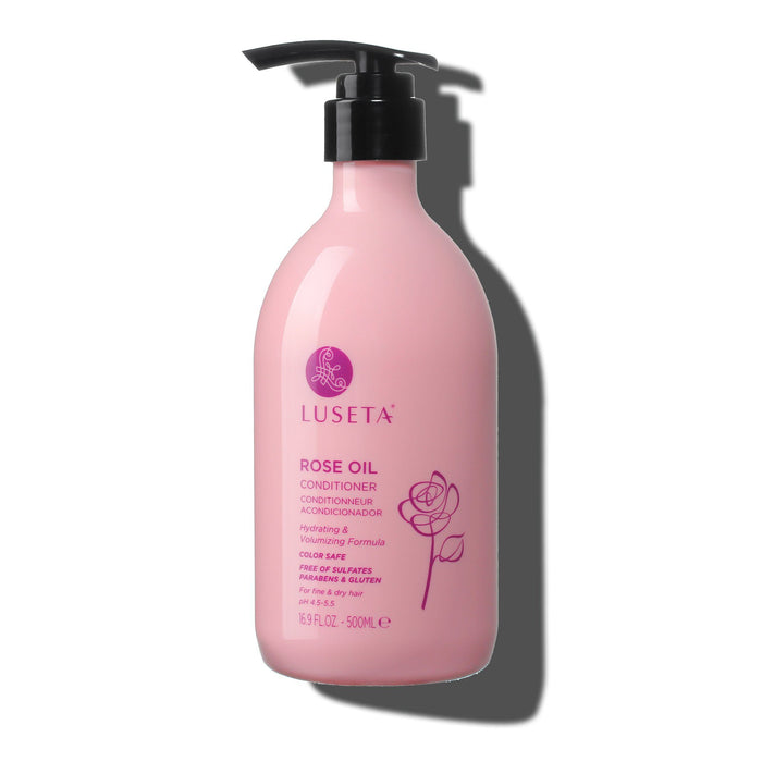 Rose Oil Conditioner - Luseta Beauty