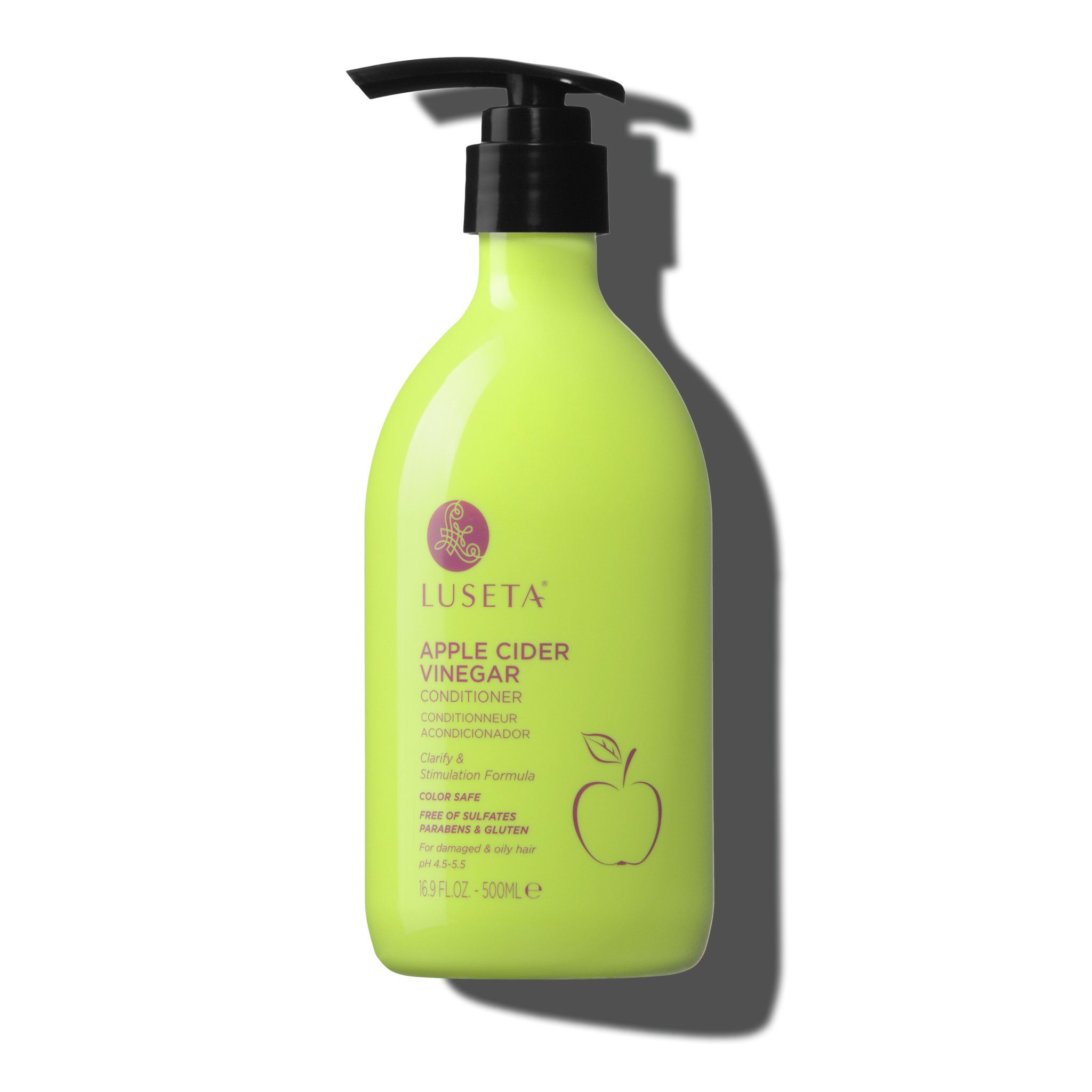 --Apple Cider Vinegar Conditioner - Luseta Beauty--