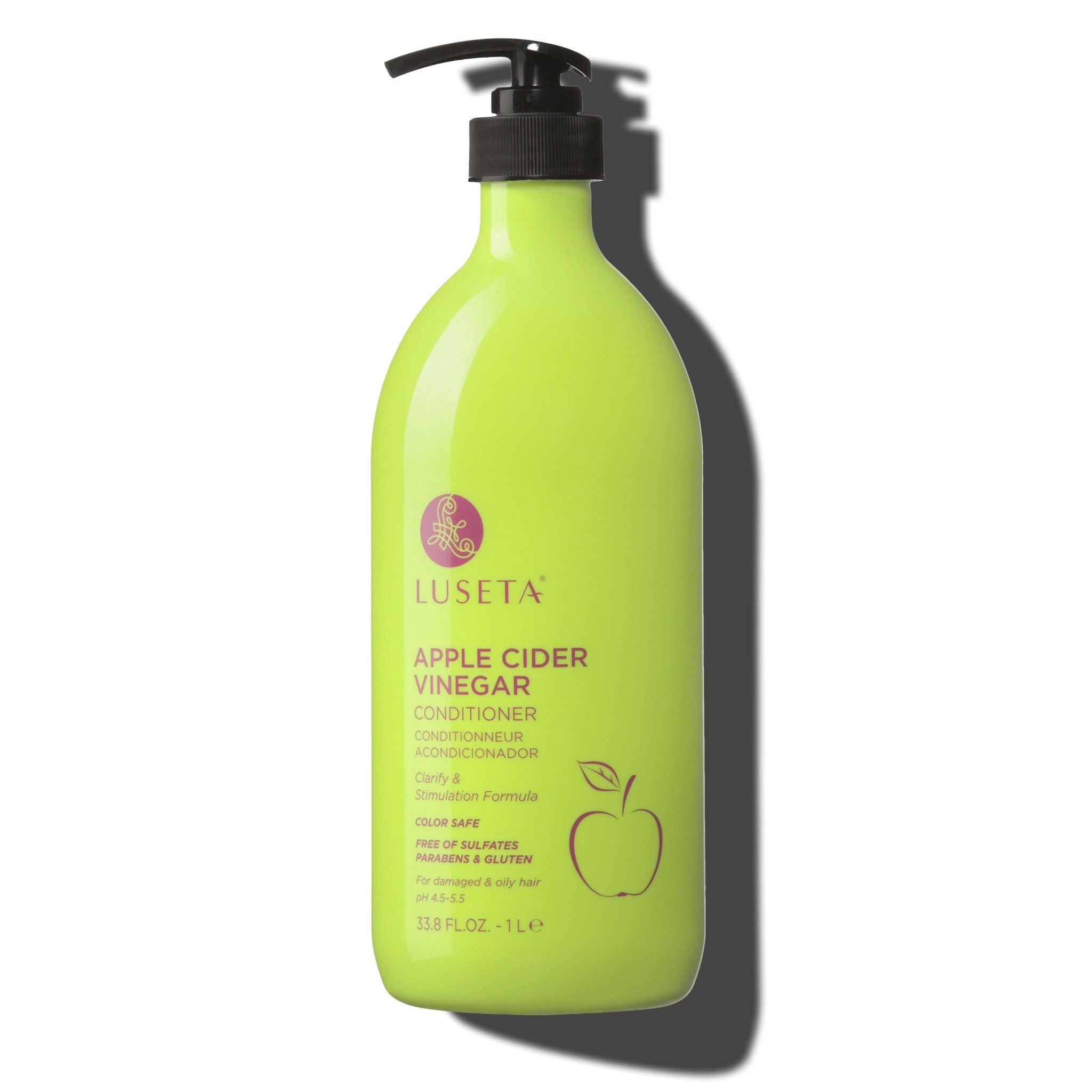Apple Cider Vinegar Conditioner - Luseta Beauty