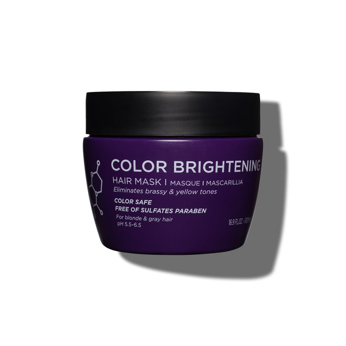 Color Brightening Hair Mask - Luseta Beauty