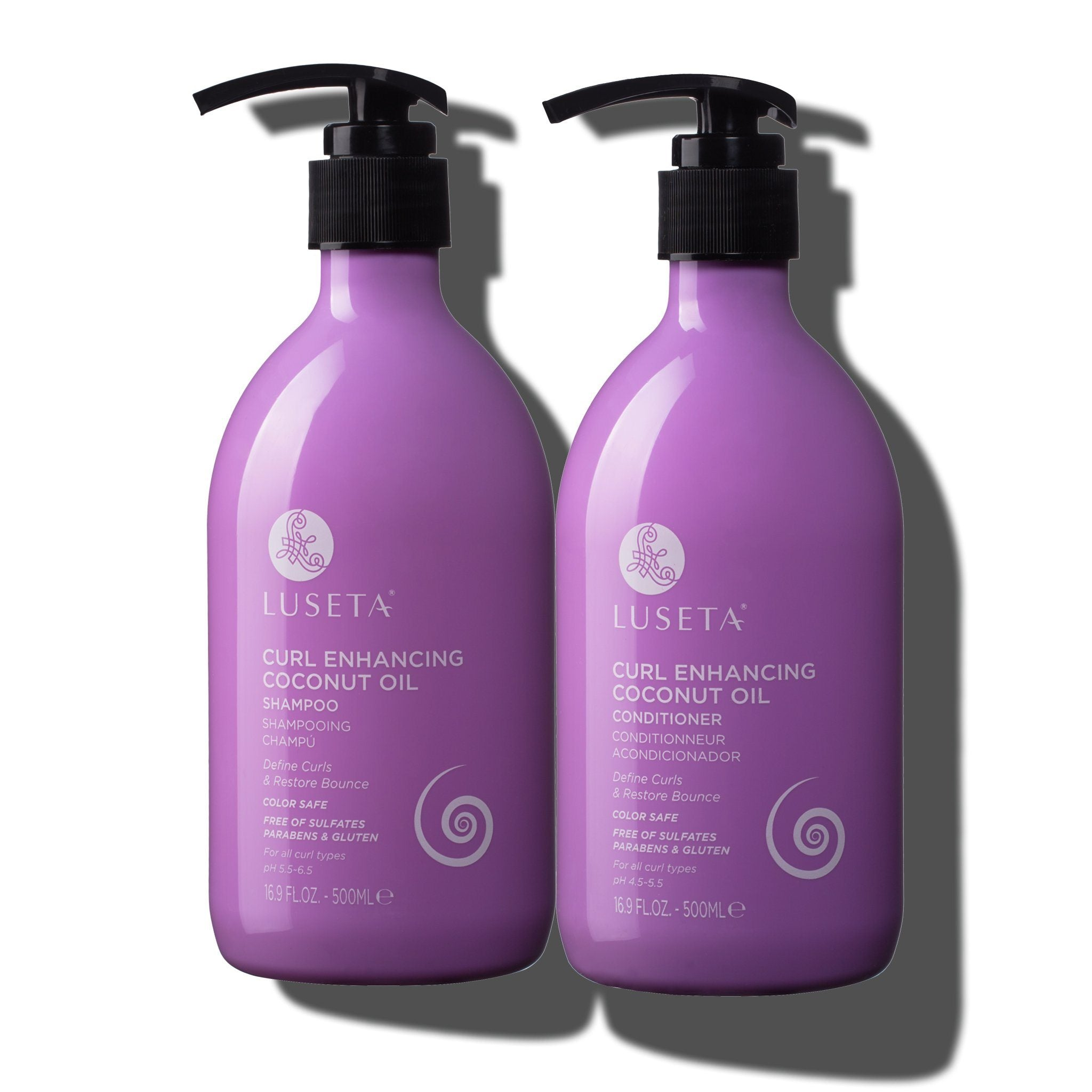 --Curl Enhancing Bundle - Luseta Beauty--