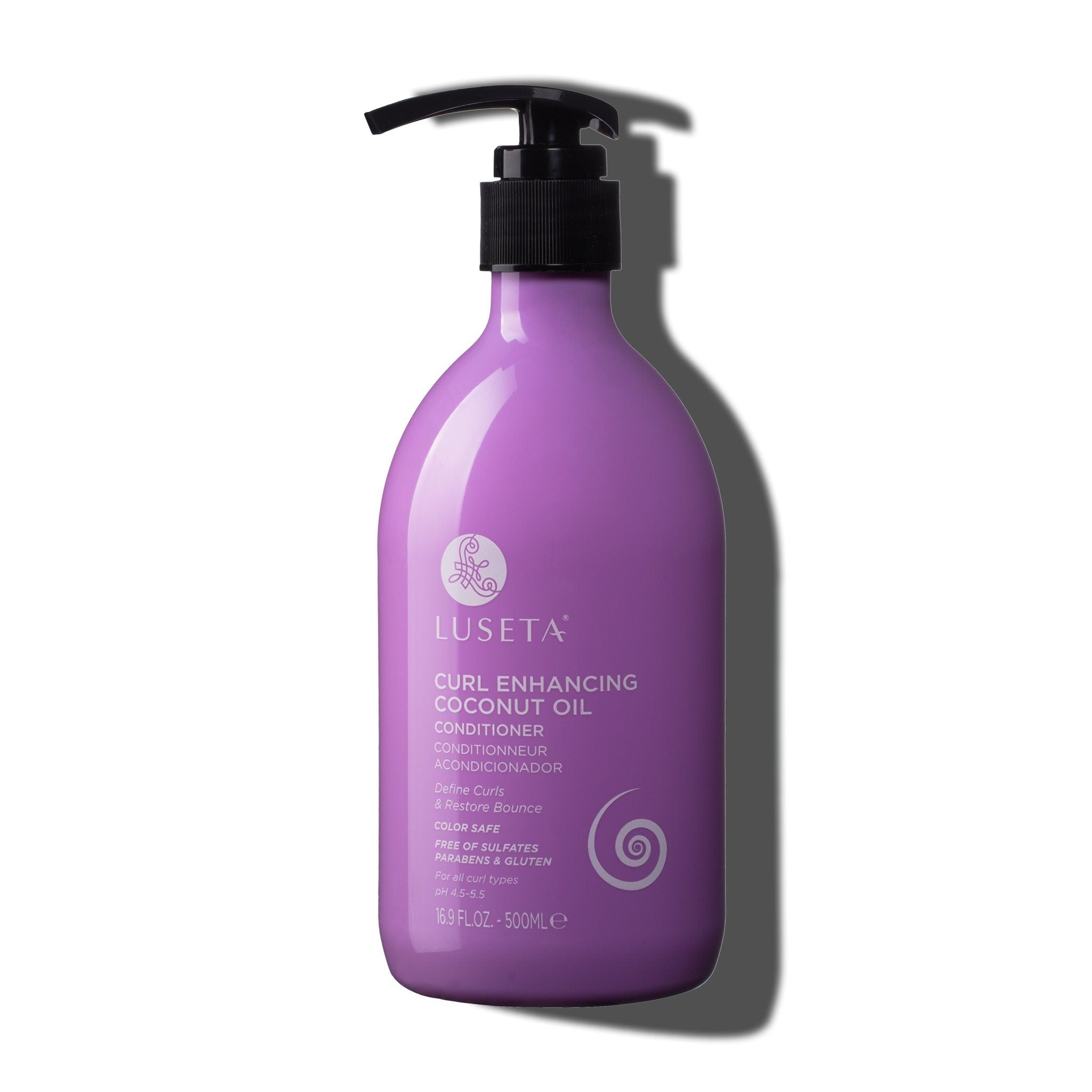 --Curl Enhancing Coconut Oil Conditioner - Luseta Beauty--