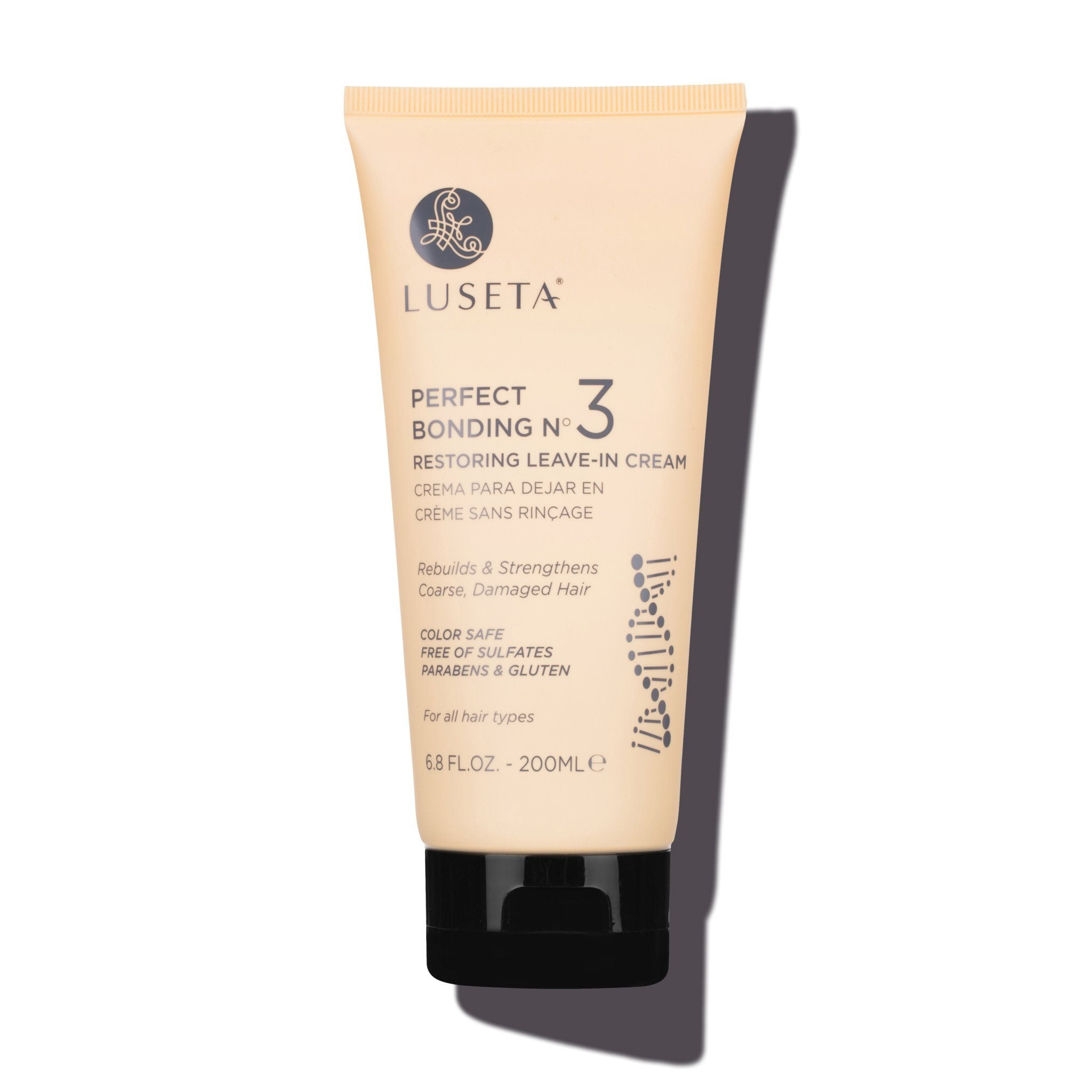 Perfect Bonding No.3 Restoring Leave-in Cream - Luseta Beauty