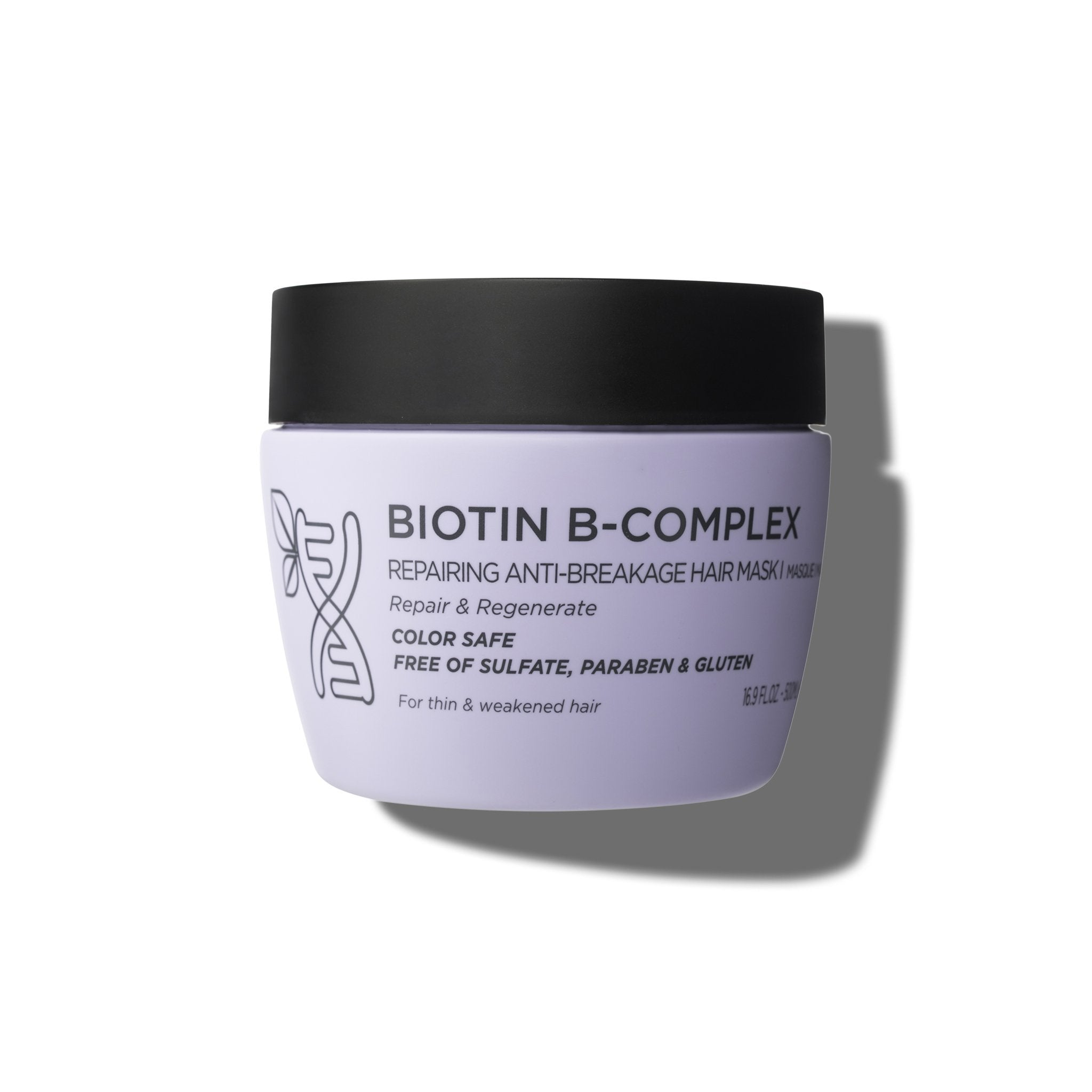 --Biotin B-Complex Hair Mask - Luseta Beauty--