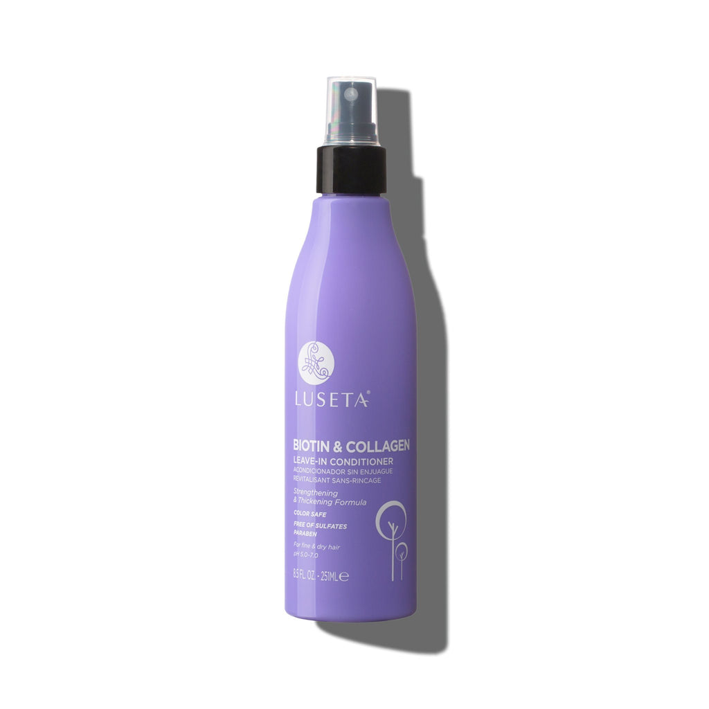 Biotin & Collagen Leave-in Conditioner - Luseta Beauty