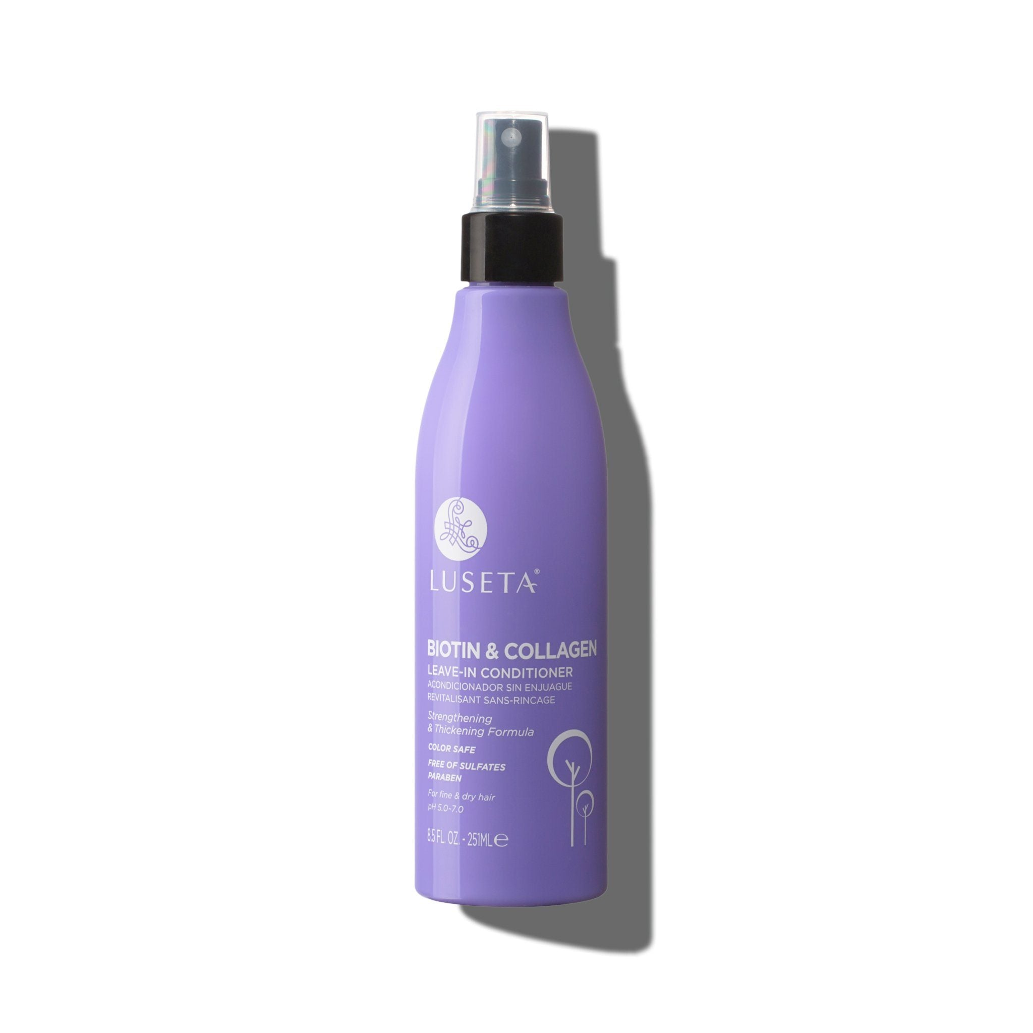 --Biotin & Collagen Leave-in Conditioner - Luseta Beauty--