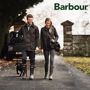 The Perfect Holiday Gift–Barbour