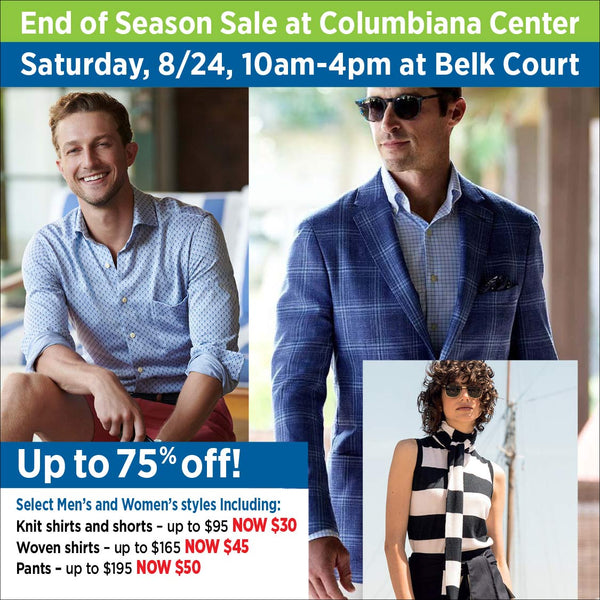 Columbiana Sale