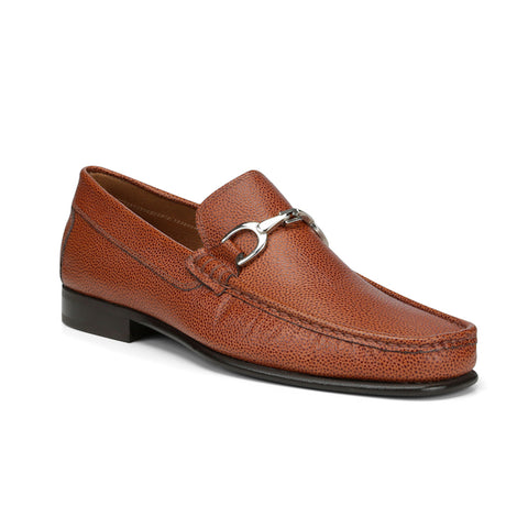 Donald J pliner Men's Darrin-S Saddle Bit Loafer