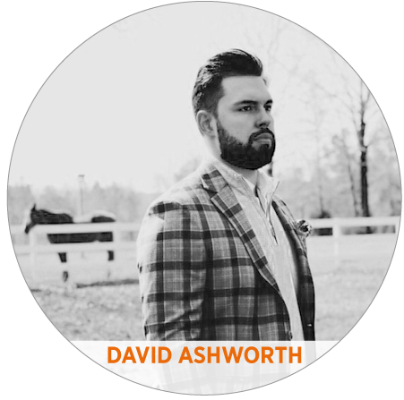 David Ashworth Headshot