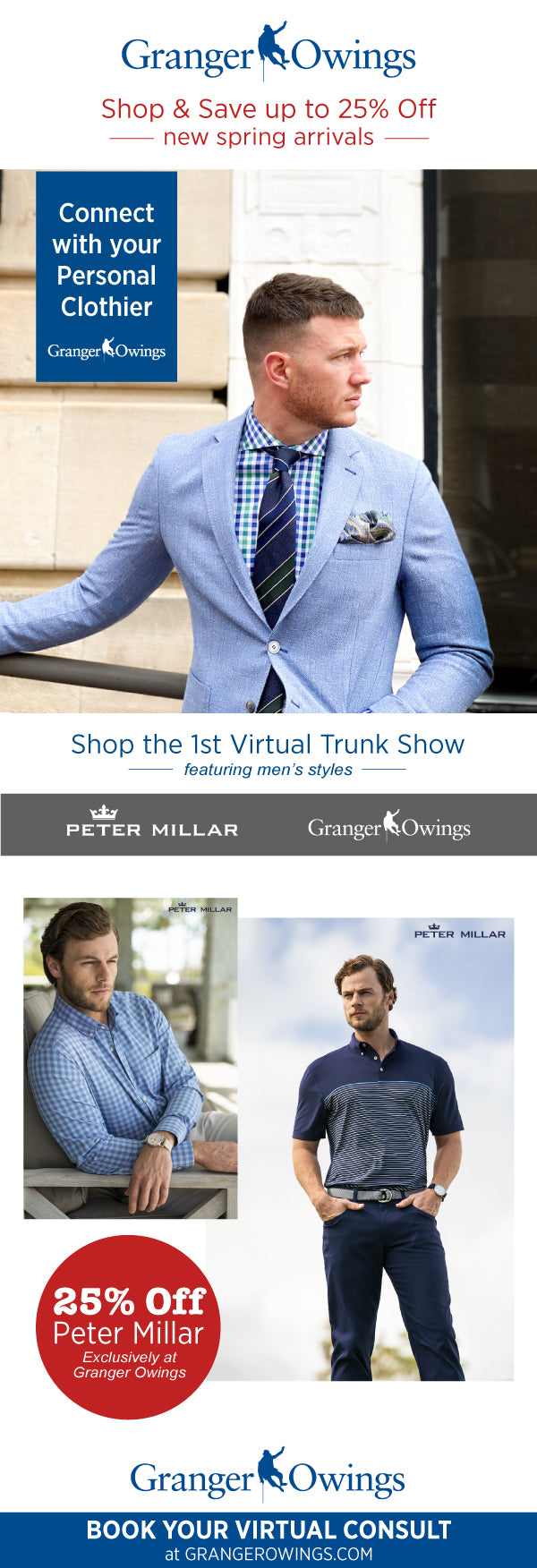 Virtual Trunk Show | Granger Owings