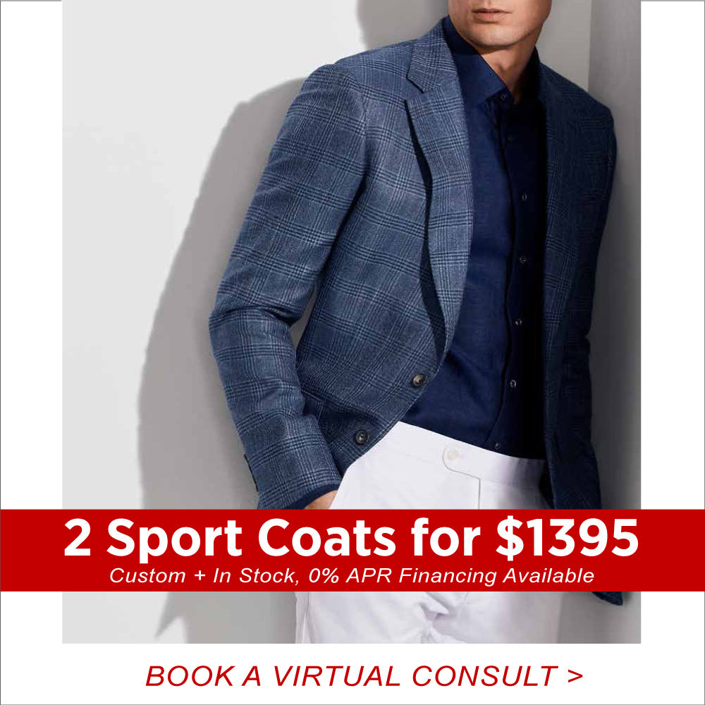 Custom Sport Coat Sale