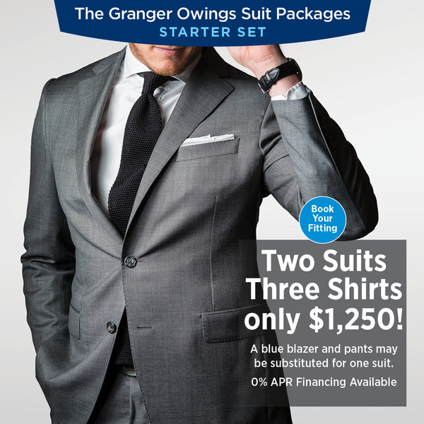 Suit & Shirt Package
