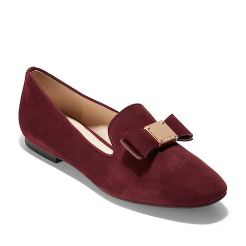 Cole Haan Women's Tali Bow Loafer E_W08934