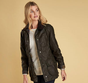 Barbour Beadnell Classic Wax Jacket