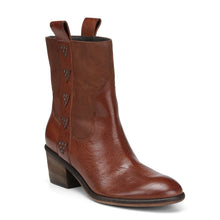 Daze Reverse Calf Leather Bootie