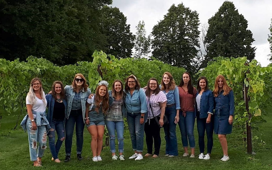 5 Tips for a Perfect Bachelorette Party Wine Tour During COVID-19
