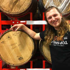 Top Shelf barrel tour