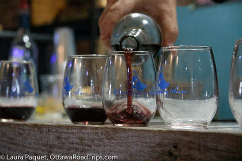 Photo Credit: Laura Byrne Paquet, Ottawa Road Trips at Blue Gypsy Wines
