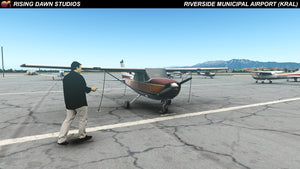 KRAL Riverside Municipal Airport