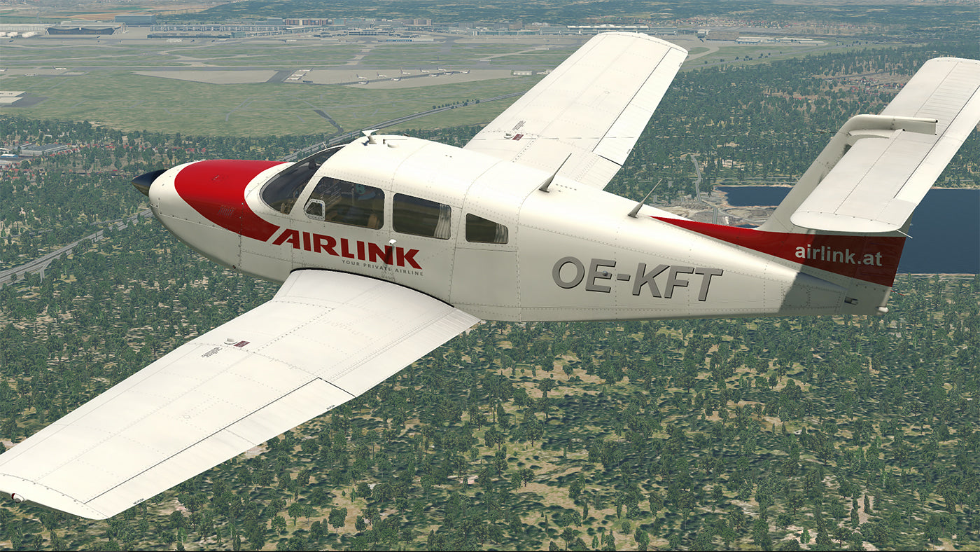 Just Flight PA-28R Turbo Arrow III/IV