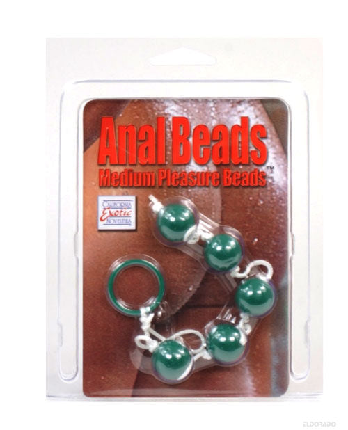 Anal Beads - Medium - Qlish
