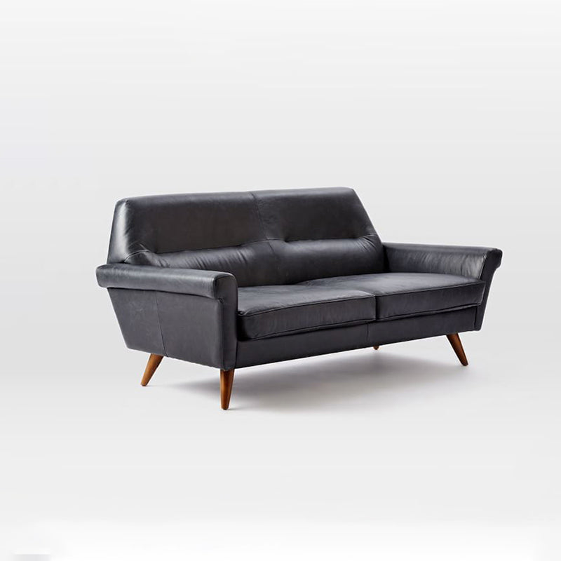 Cortical Concise Solid Wood Sofa
