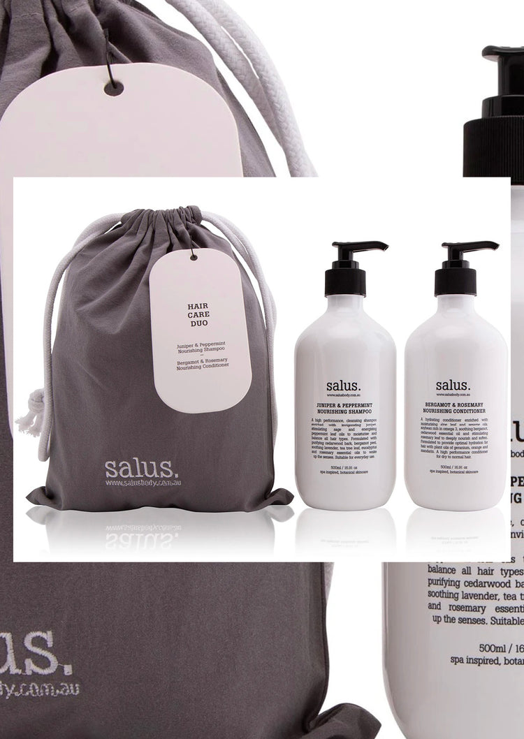 Salus Haircare Duo