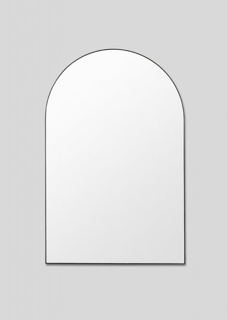 Arched Oversized Floor Mirror
