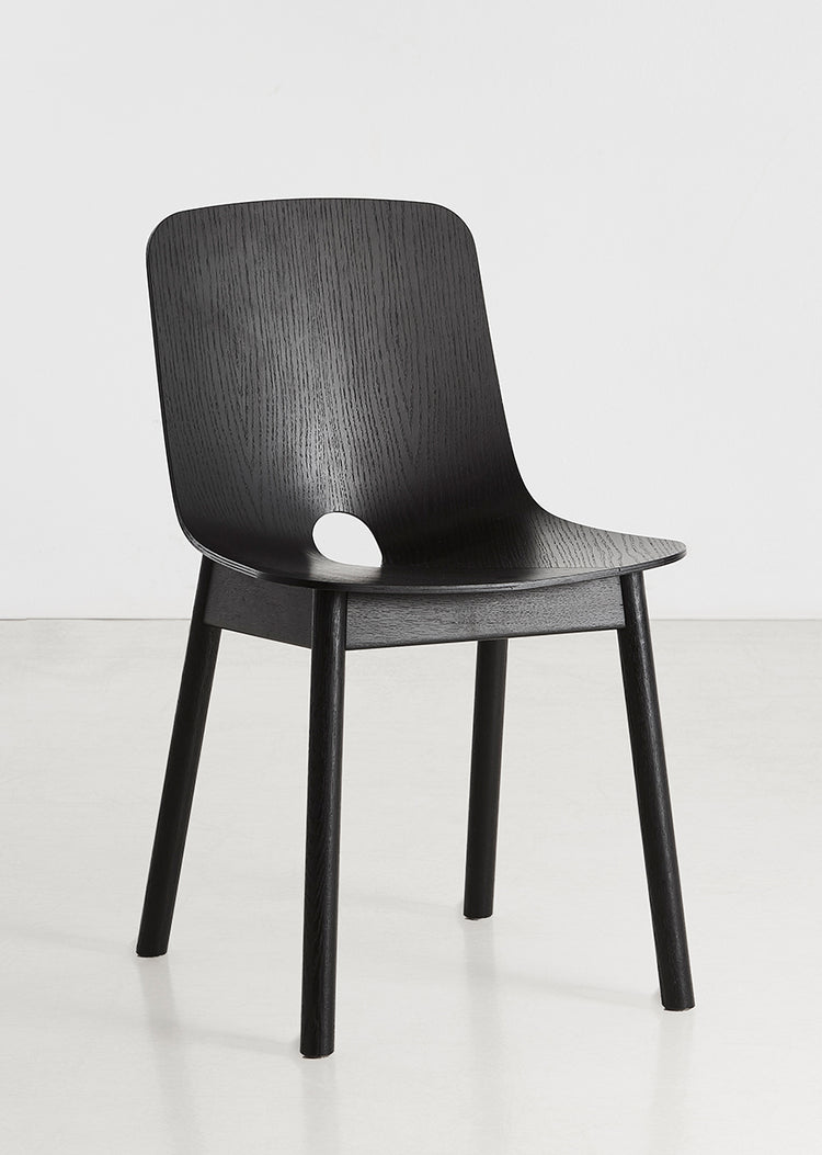 Mono Dining Chair - Black