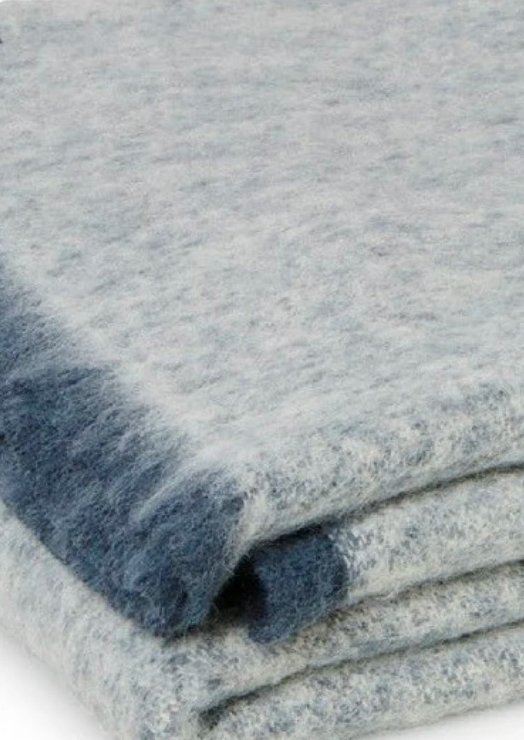 St Albans Alpaca Granite Throw