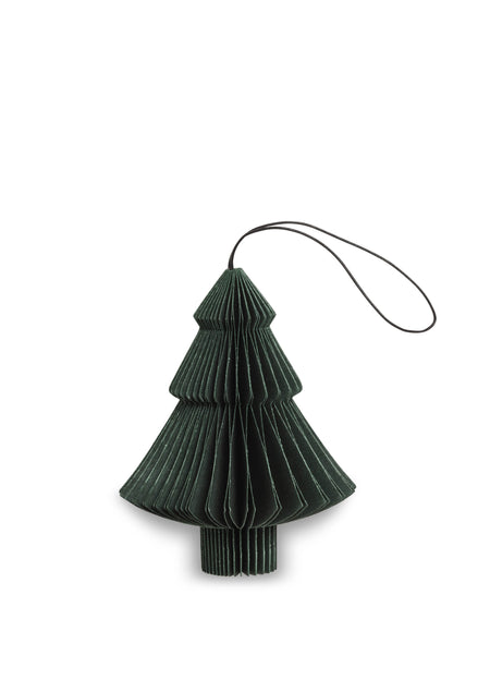 Tree Paper Ornament