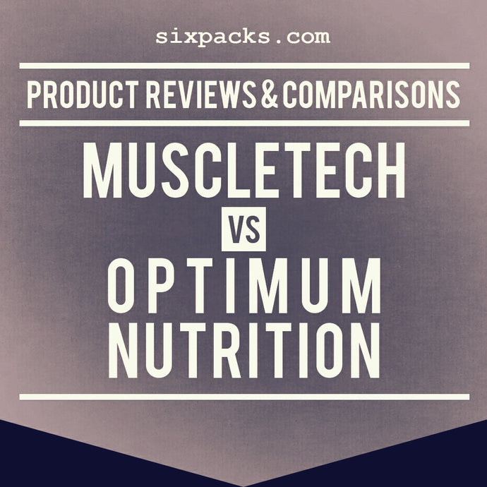 MUSCLETECH VS OPTIMUM NUTRITION
