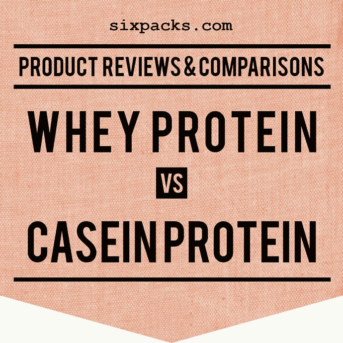 WHEY PROTEIN VS CASEIN PROTEIN: CHOOSE WISE TO PERFORM BETTER