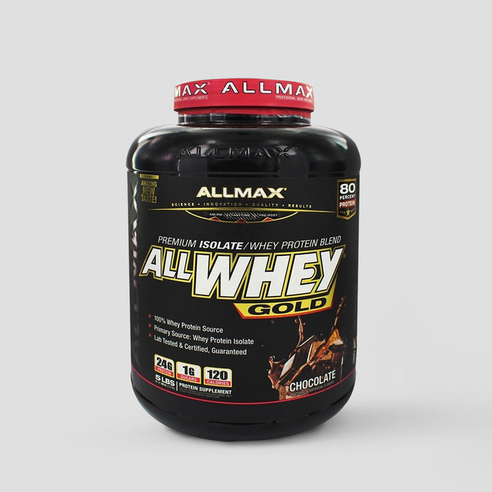 ALL WHEY GOLD