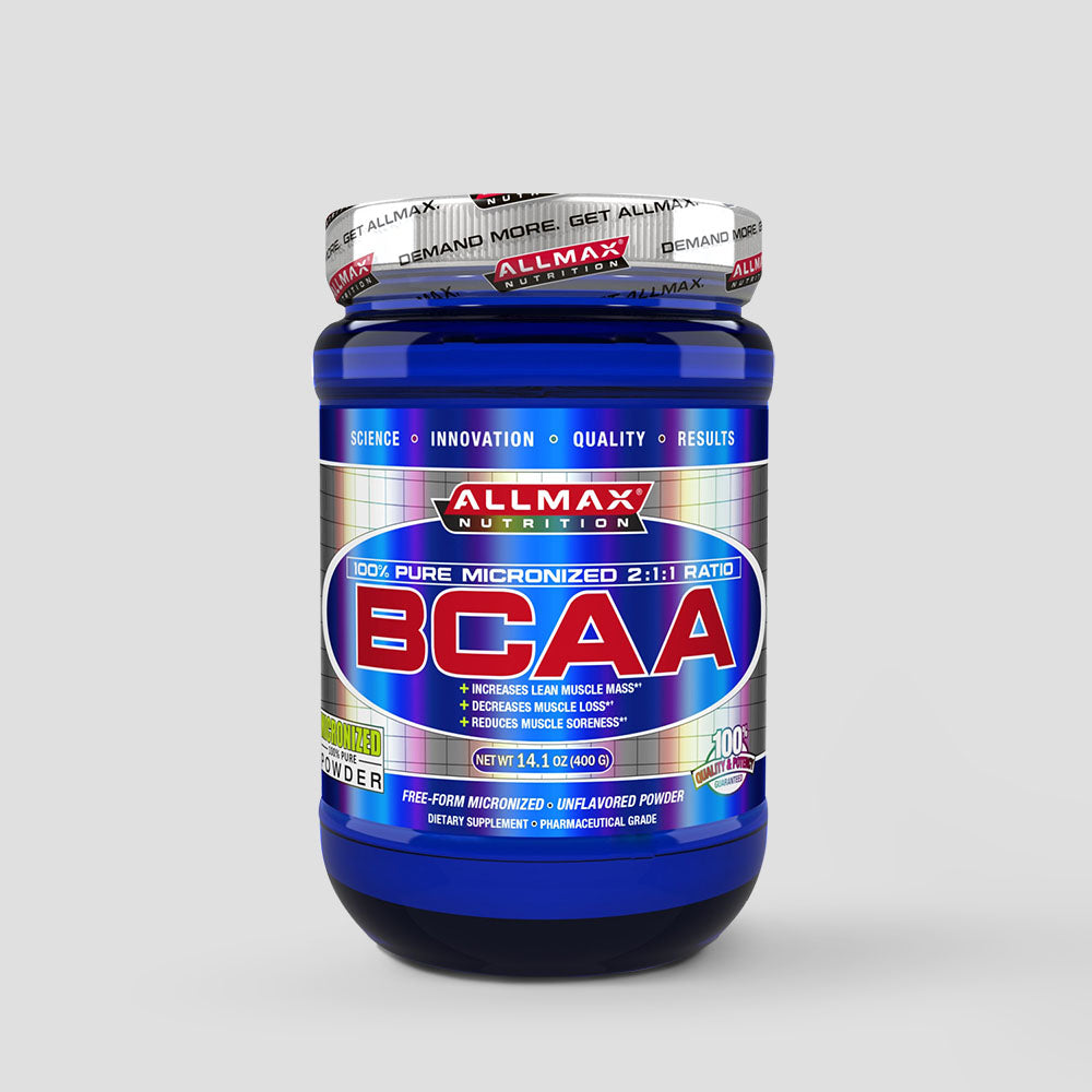 100% Pure Micronized 2:1:1 Bcaa