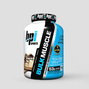 BPI SPORTS BULK MUSCLE ANABOLIC MASS GAINER
