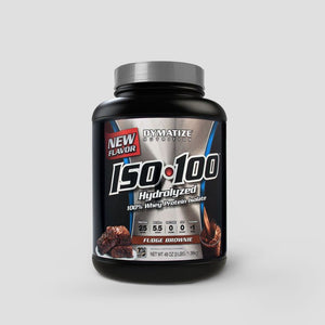 ISO 100 HYDROLYZED