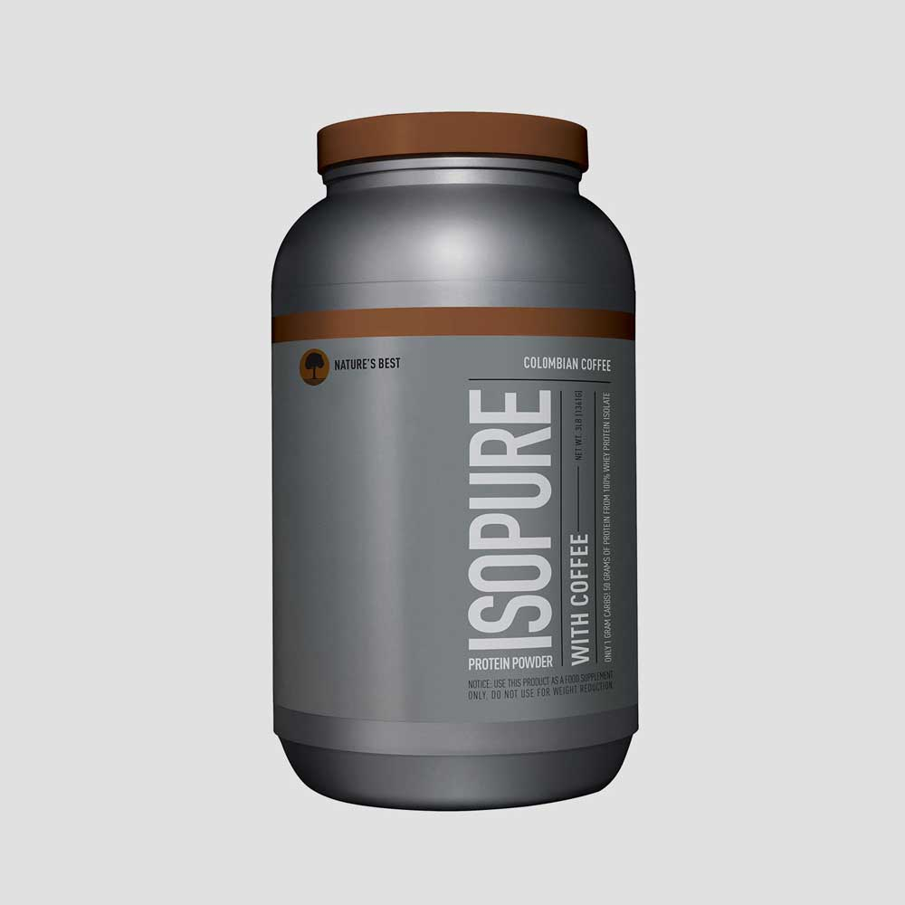 ISOPURE WITH COFFEE