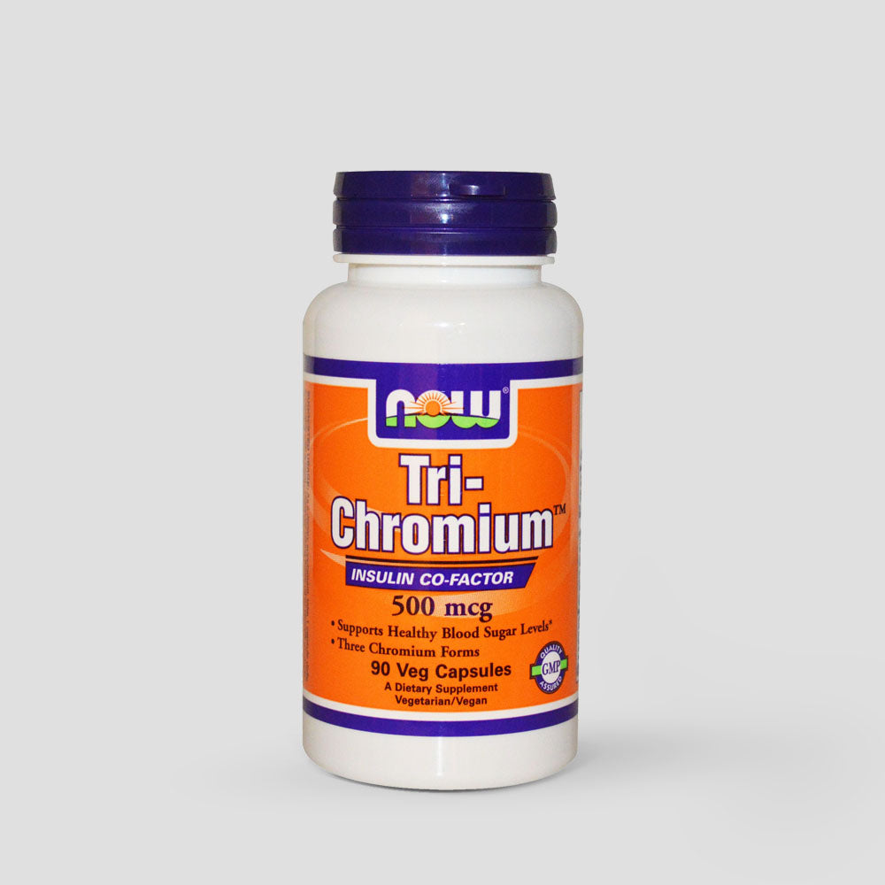 TRI-CHROMIUM WITH CINNAMON