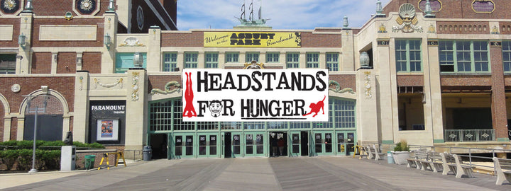 The 6th Annual Headstands For Hunger
