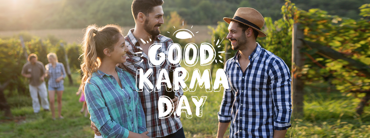 07.13.19 / Good Karma Day