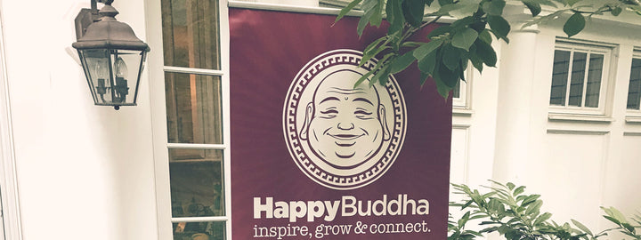 Happy Buddha at Red Bank's Summer Side Walk Sale!