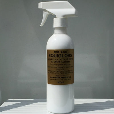 Equigloss coat shine