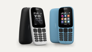 The all new Nokia 105 | Nokia phones | Back to Basic - Foonstore