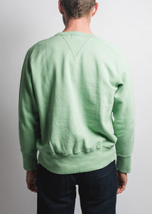 LEVIS VINTAGE CLOTHING MINT BAY MEADOWS SWEATSHIRT