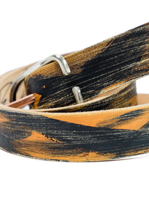 CAUSE AND EFFECT TEXTURED PAINT BELT