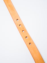 "CAUSE AND EFFECT TAN 1"" BELT"