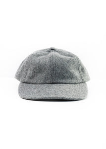 CORRIDOR GREY WOOL CAP